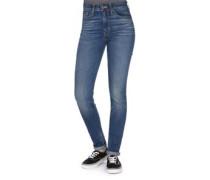 721 High Rise Skinny W Jeans uptown indigo