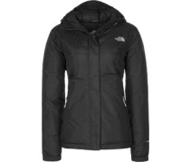 Resolve Down W Regenjacke Damen schwarz