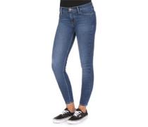 710 Innovation Super Skinny Jeans Damen prestige indigo