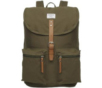 Roald Ground Rucksack oliv