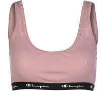 ripped bra top Bralette pink