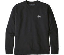 Small Flying Fish Uprisal Herren Sweater schwarz