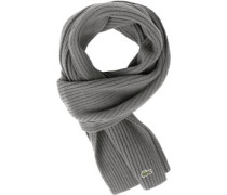 Basic Schal Herren grau