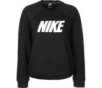 W Sweater schwarz weiß