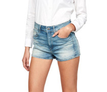 3301 Ultra High Short W Lyse Damen denim vintage medium aged EU