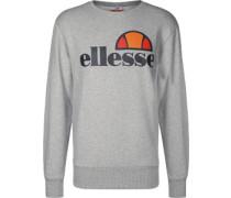 Succiso Sweater Herren grau meliert