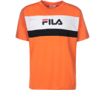 Aaron T-Shirt Herren orange