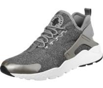 Air Huarache Run Ultra Se W Schuhe grau meliert silber