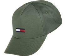 Tju Flag Cap oliv