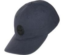 Curved Flexfit Snapback blau