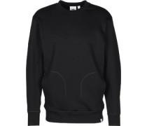 Xbyo Crew Sweater Herren schwarz
