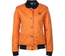 Bh W Bomberjacke orange