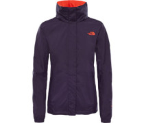 Resolve 2 W Regenjacke Damen lila orange