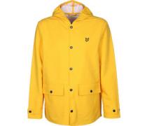 Raincoat Jacke gelb