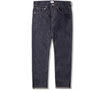 Ed-55 63 Rainbow Selvage Jeans unwashed