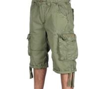 Jet Shorts oliv