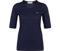 W T-Shirts T-Shirt blau blau
