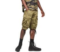 Rovic zip loose 1/2 Shorts Herren grün