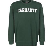 College Sweater grün
