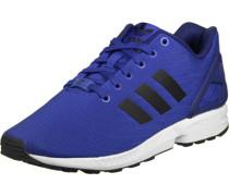 Zx Flux Schuhe blau schwarz EU
