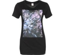 Loomy W T-Shirt Damen schwarz EU