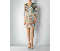 Kleid aus Seide mit Paisley-Dessin