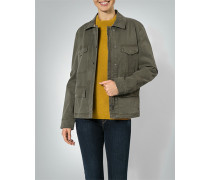 Fieldjacket im Military-Stil