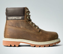 Schuhe Stiefelette mit robustem Profil