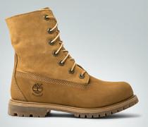 Schuhe Stiefeletten aus wasserdichtem Leder