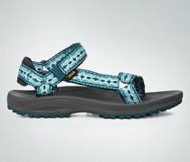 Schuhe Sandalen mit Ethno-Muster