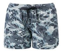 Nachtwäsche Shorts mit Kontrastdetails