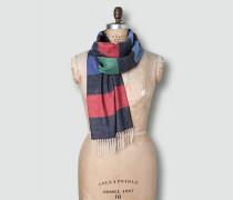 Schal aus Kaschmir im Colourblock-Dessin