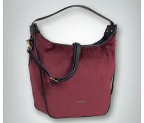 Handtasche aus Samt