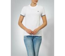 T-Shirt mit Struktur