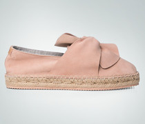 Schuhe Espadrilles mit Knotendetail