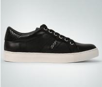 Schuhe Sneakers mit Kontrastsohle