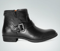 Schuhe Bootie im Biker-Look