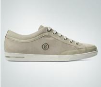 Schuhe Sneaker mit Lack-Details