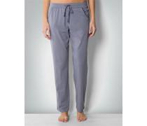 Pyjama-Hose im Allover-Dessin