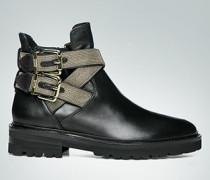 Schuhe Stiefeletten mit Cut-out-Details