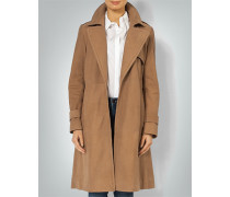 Mantel aus Lammnappa