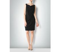 Kleid mit Falten-Drapé