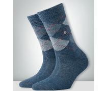 Socken Socke 'Whitby' im 3er Pack