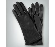 Fingerhandschuh mit Ziernähten
