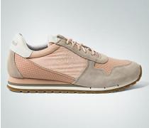 Schuhe Sneaker aus Leder