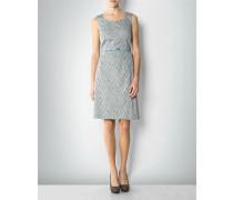 Kleid im Mini-Allover-Dessin