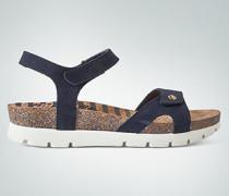 Schuhe Sandalen mit Kontrastsohle