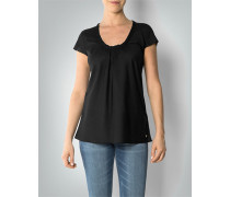 Shirt-Bluse in A-Linie