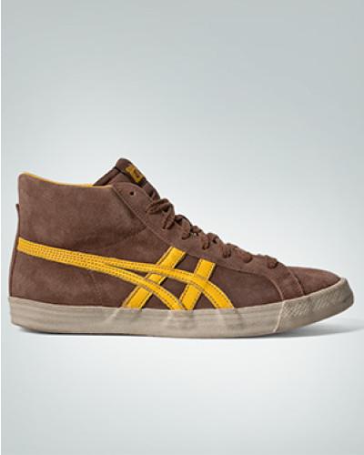 Schuhe Sneaker in Veloursleder