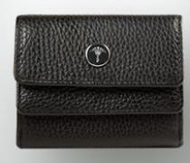 Geldbörse mit Druckknopf
